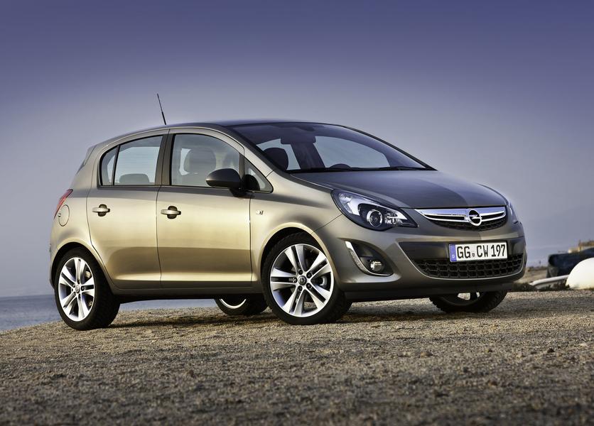Opel Corsa 1.6 T 192CV 3 porte OPC (4)