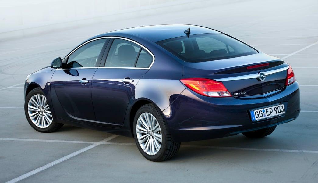 Opel Insignia CDTI 160CV 4 porte aut. (4)