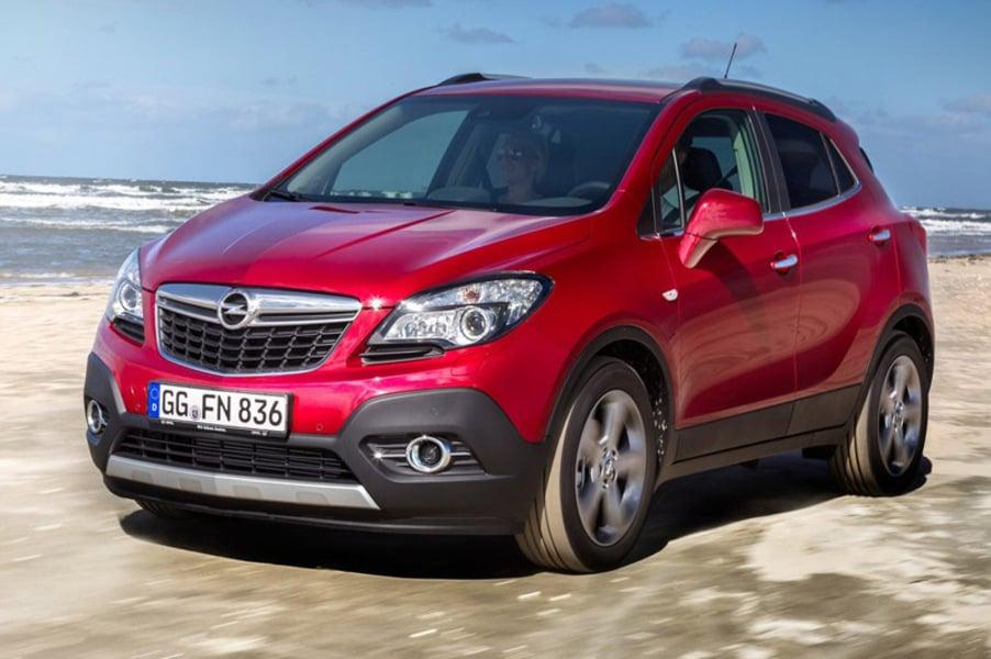 Opel Mokka X 1.6 CDTI Ecotec 136CV 4x2 aut. Business (2)