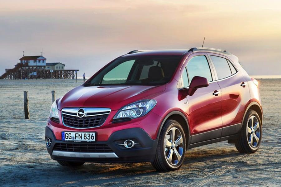 Opel Mokka X 1.6 CDTI Ecotec 136CV 4x2 aut. Business (5)