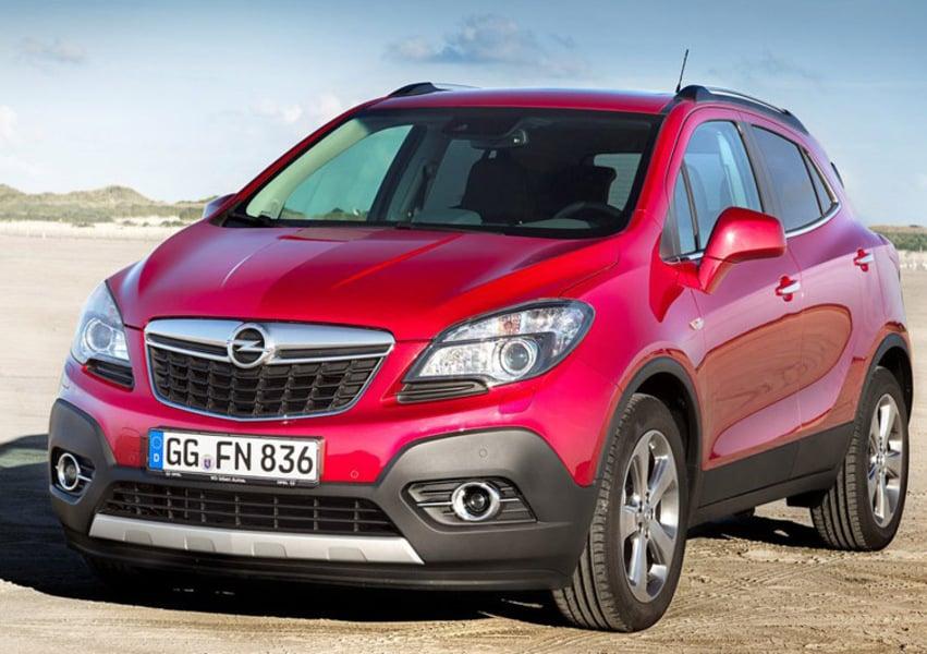 Opel Mokka X 1.6 CDTI Ecotec 136CV 4x2 Start&Stop Vision