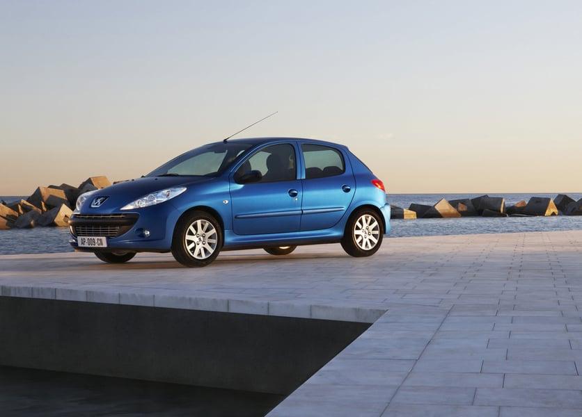 Peugeot 206 (1998-13) (3)