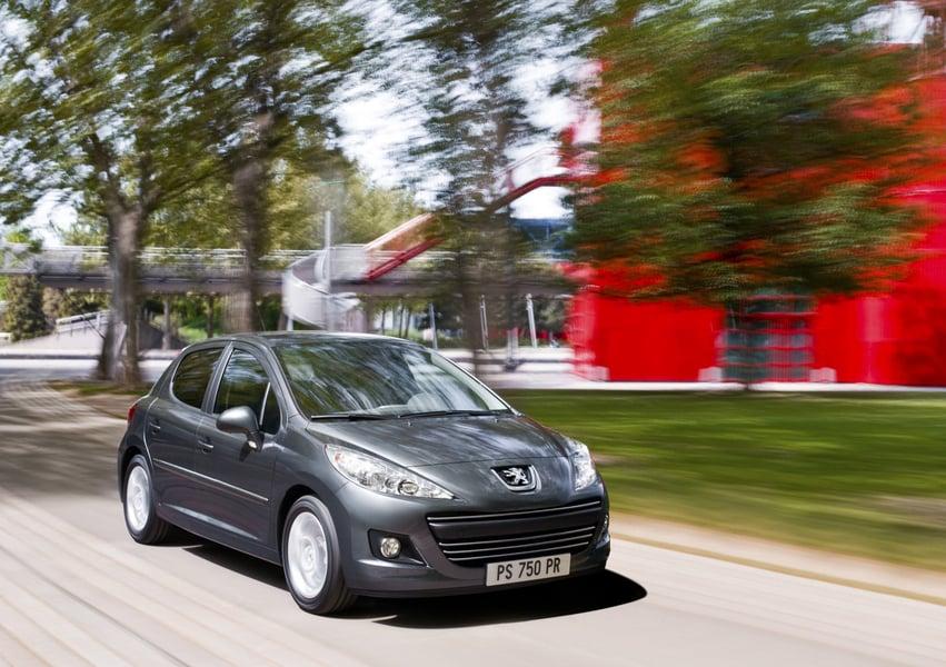 Peugeot 207 HDi 90CV 3p. XS (3)