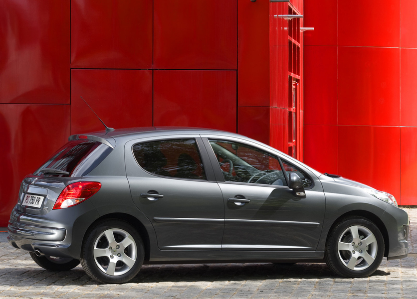 Peugeot 207 HDi 70CV 5p. X Line Mix (5)