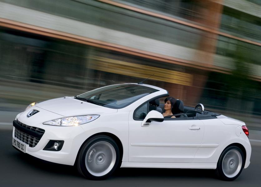 Peugeot 207 Cabrio (2007-15) (3)