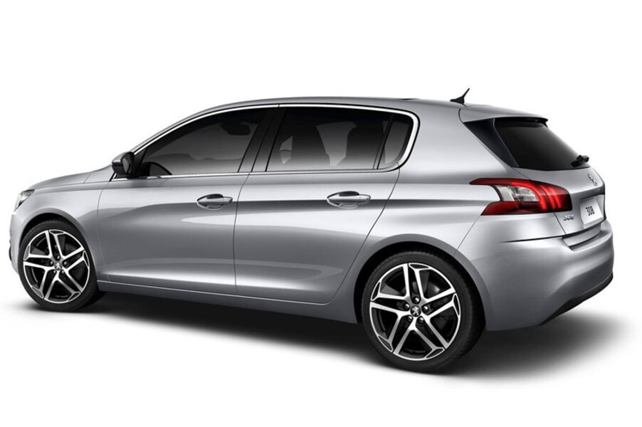 peugeot 308 bluehdi 120 eat6 s&s active (02/2015 - 07/2015
