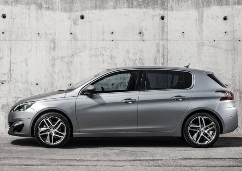Peugeot 308 BlueHDi 100 S&S Access (2)