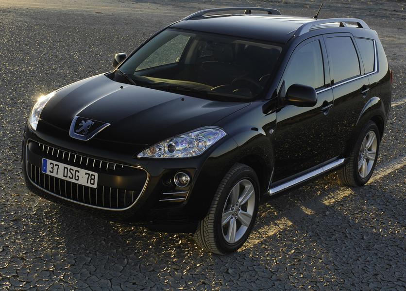 Peugeot 4007 (2007-13) (4)