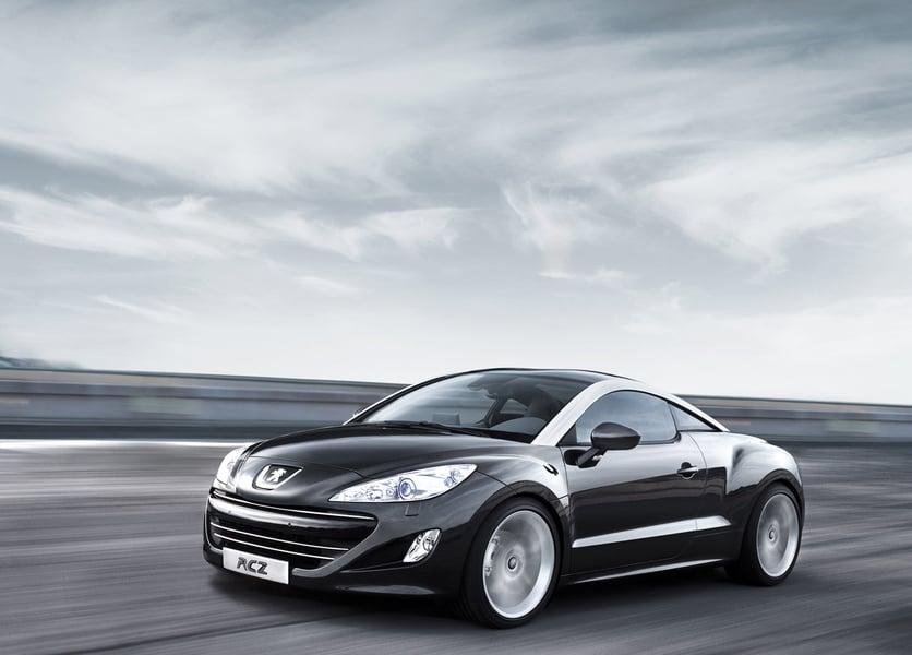 Peugeot RCZ (2010-15) (2)