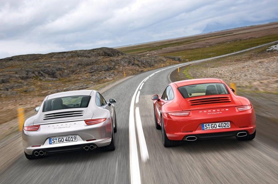 Porsche 911 Coupé (2011->>) (3)