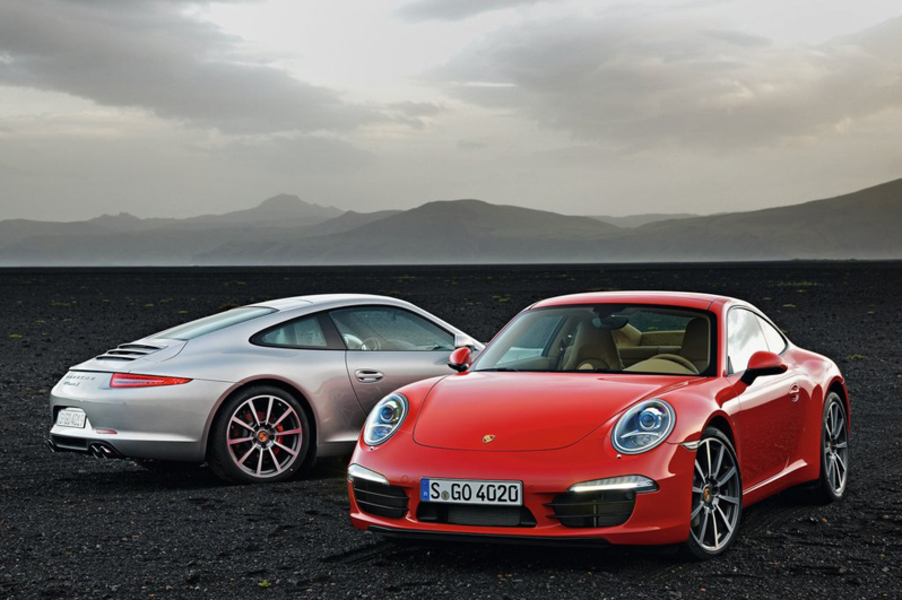 Porsche 911 Coupé (2011->>) (4)