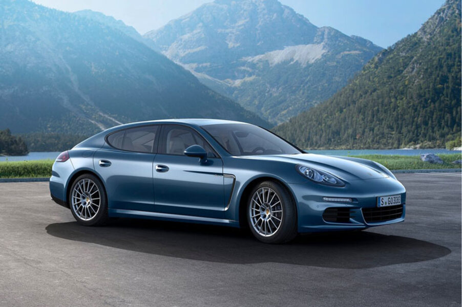 Porsche Panamera (2013->>)