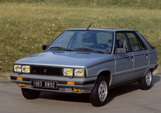 Renault 11 (1983-88)