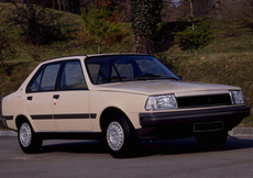 Renault 18 (1984-86)