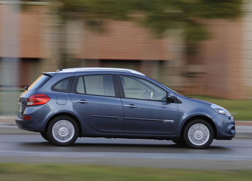 Renault Clio SporTour (2007-13) (3)