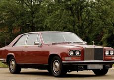 Rolls Royce Camargue (1977-86)