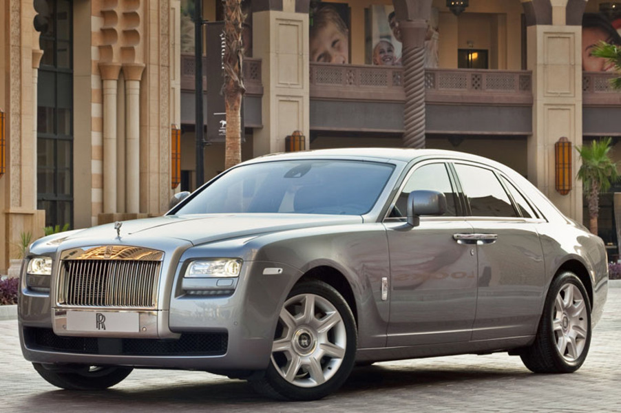 Rolls Royce Ghost (2)