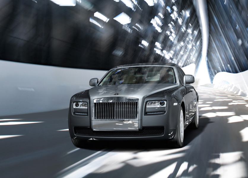 Rolls Royce Ghost (5)