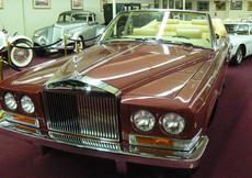 Rolls Royce Phantom VI Cabrio (1978-90)