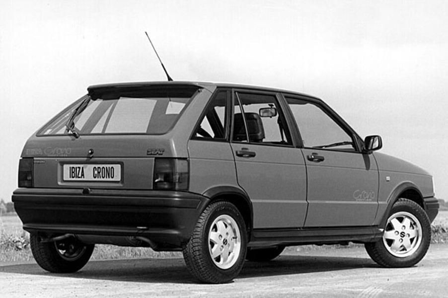 SEAT Ibiza 1.2 5 porte Crono (5)