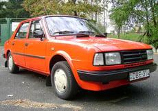 Skoda 120 (1984-91)