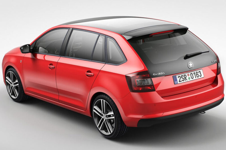 Skoda Rapid Spaceback (3)