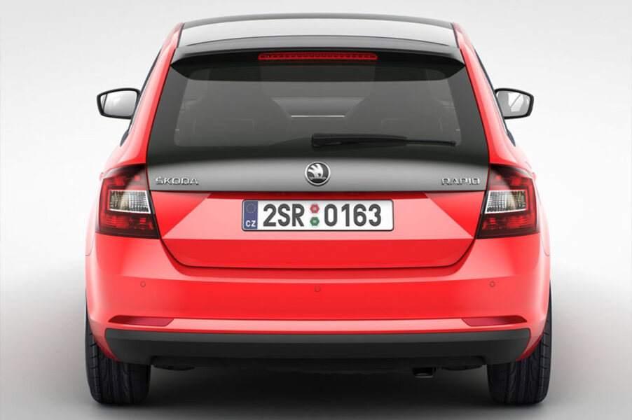 Skoda Rapid Spaceback (4)