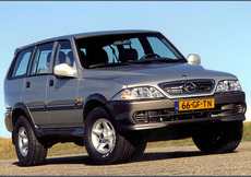 Ssangyong Musso (1996-06)