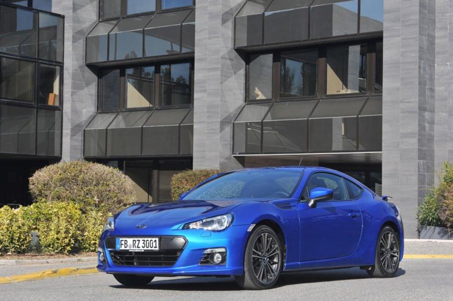 Subaru BRZ (4)