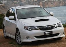 Subaru Impreza (2007-12)