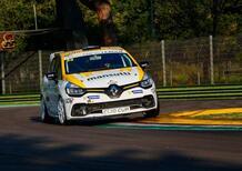 Renault Clio Cup 2017: che gara ad Imola per #Masterpilot