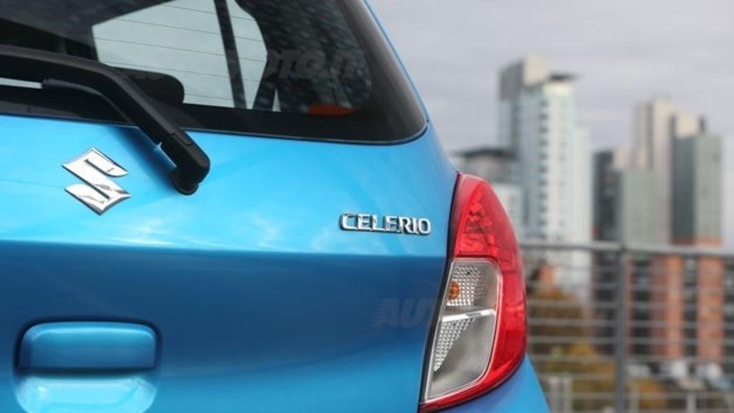 Suzuki Celerio (5)