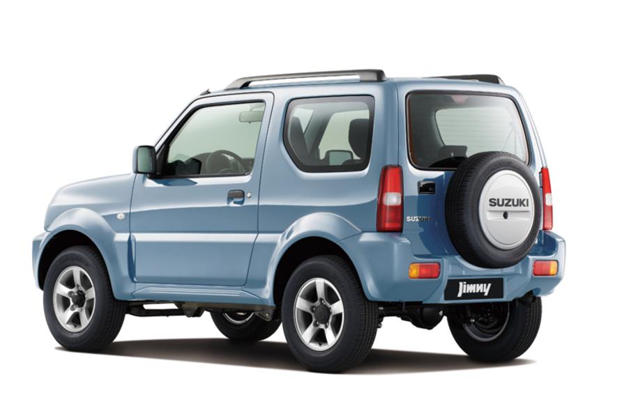 Suzuki Jimny (5)