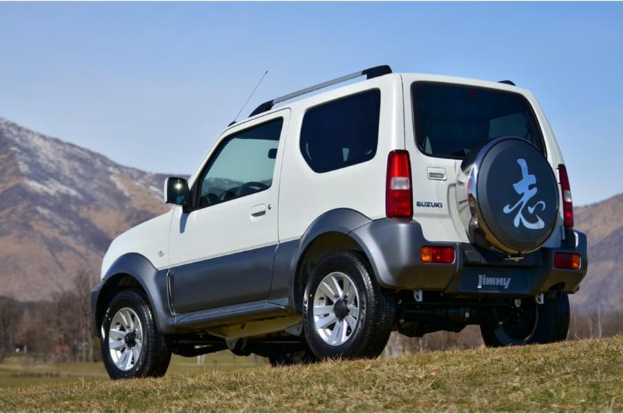 Suzuki Jimny 1.3i 16V cat 4WD JLX (4)