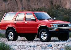 Toyota 4 Runner (1989-97)