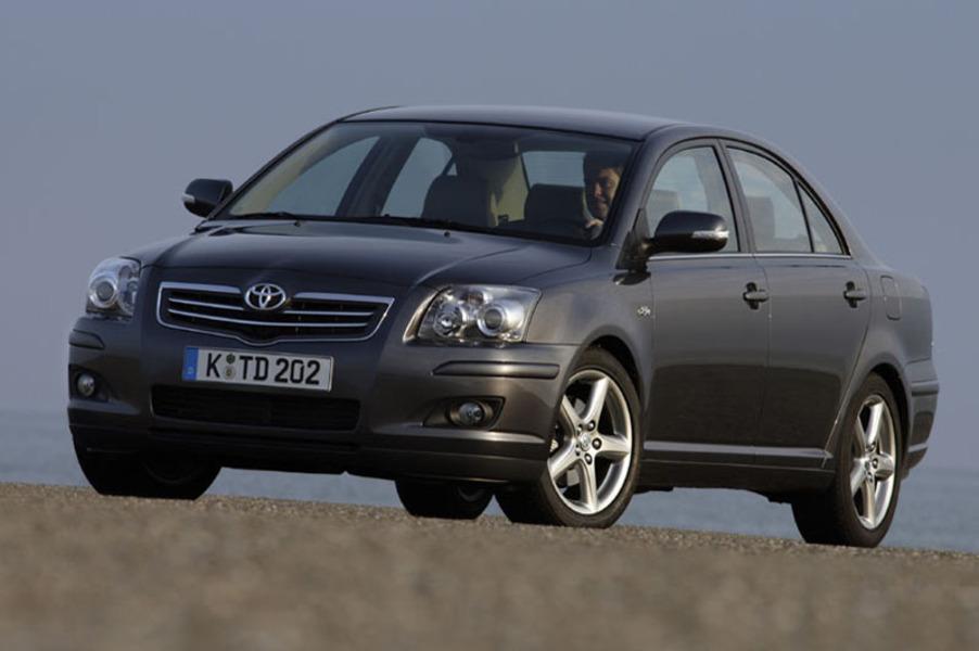 Toyota Avensis (2003-09)