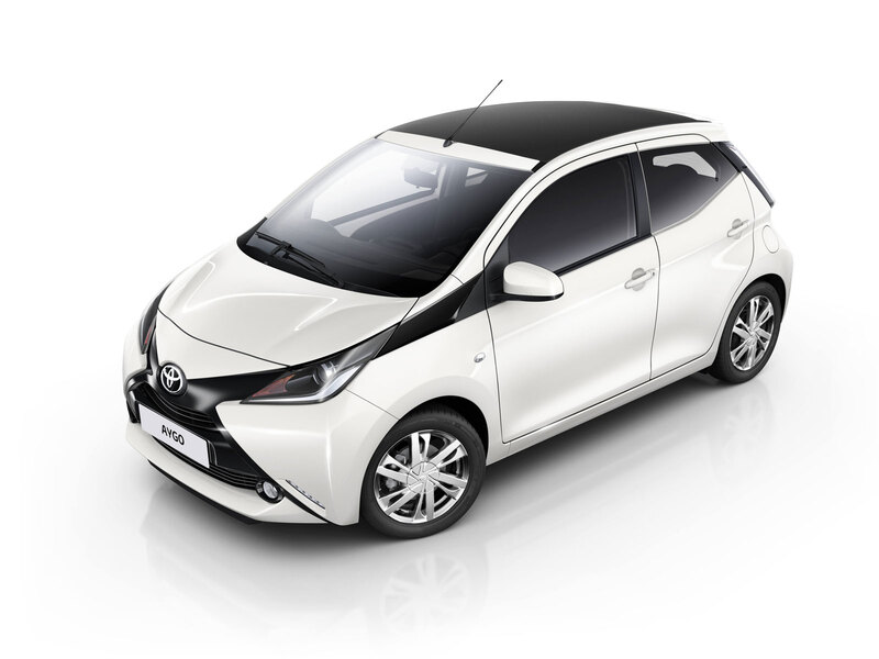 Toyota Aygo 1.0 VVT-i 72 CV 5 porte x-play (4)