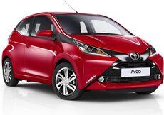 Toyota Aygo (2014->>)