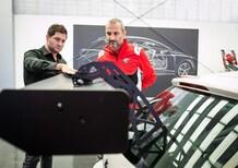 Ducati e Seat Racing: scambio di designer