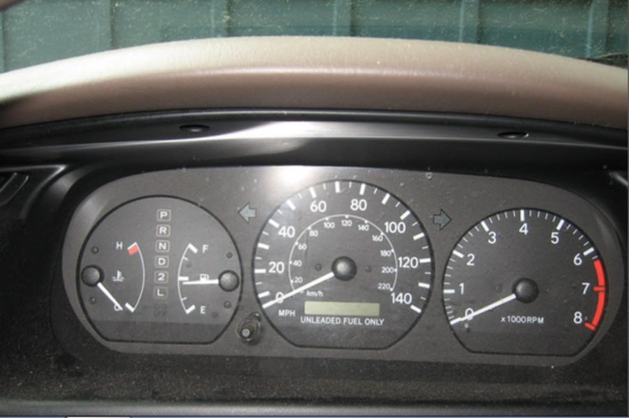 Toyota Camry (1997-99) (5)