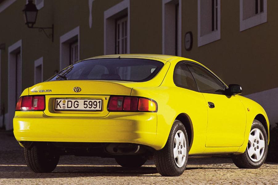 Toyota Celica Coupé (1994-99) (2)