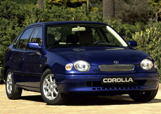 Toyota Corolla (1997-01)