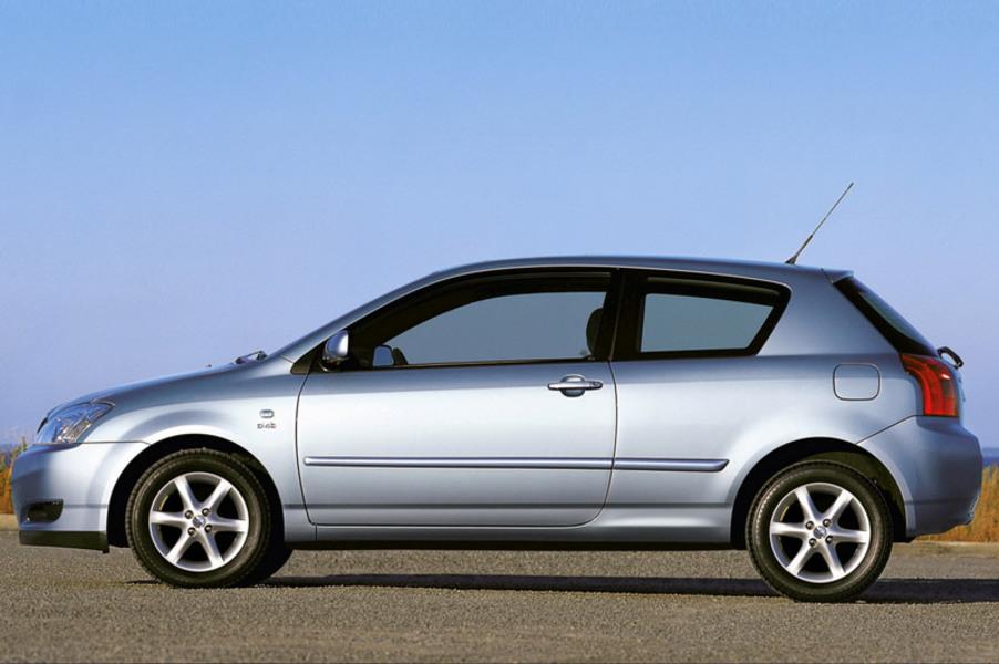 Toyota Corolla (2001-04) (2)