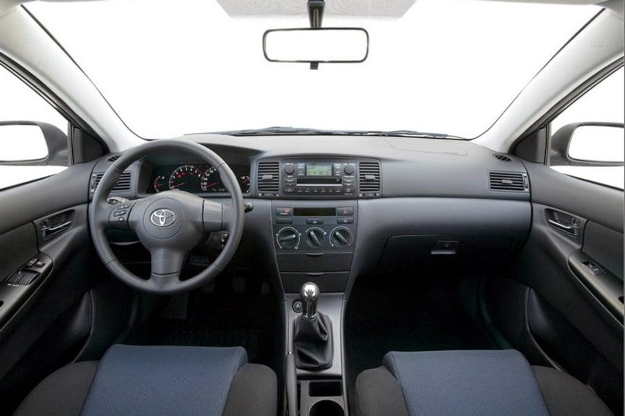 Toyota Corolla Station Wagon (2001-04) (5)