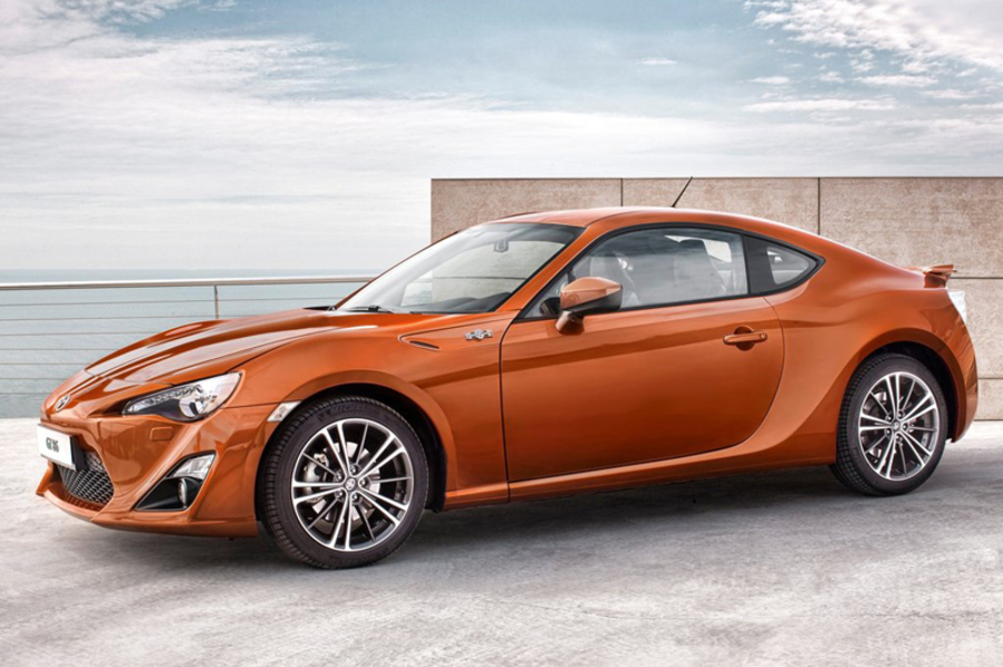 Toyota GT86 2.0 AT (5)