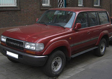 Toyota Land Cruiser (1986-09)
