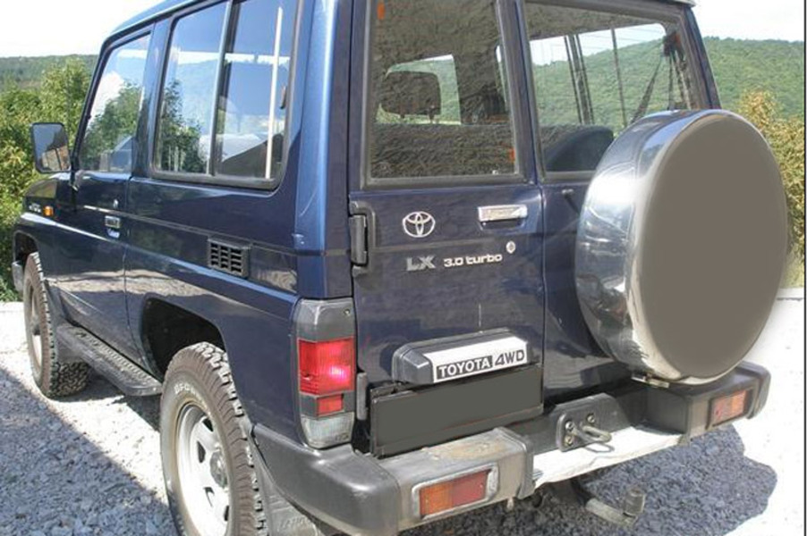 Toyota Land Cruiser (1986-09) (5)
