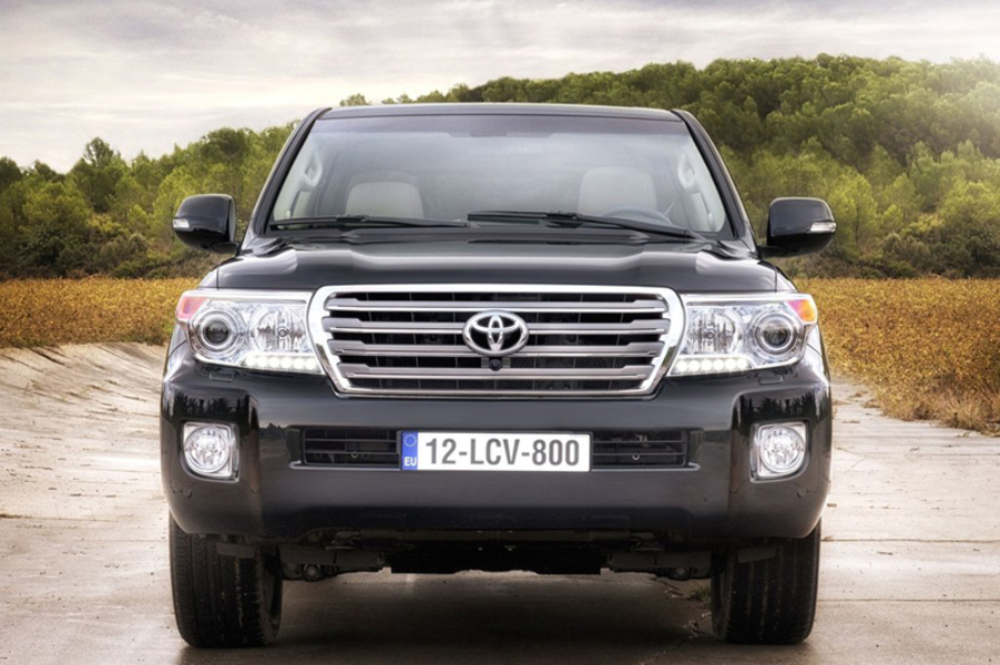 Toyota Land Cruiser V8 (2008-15) (5)