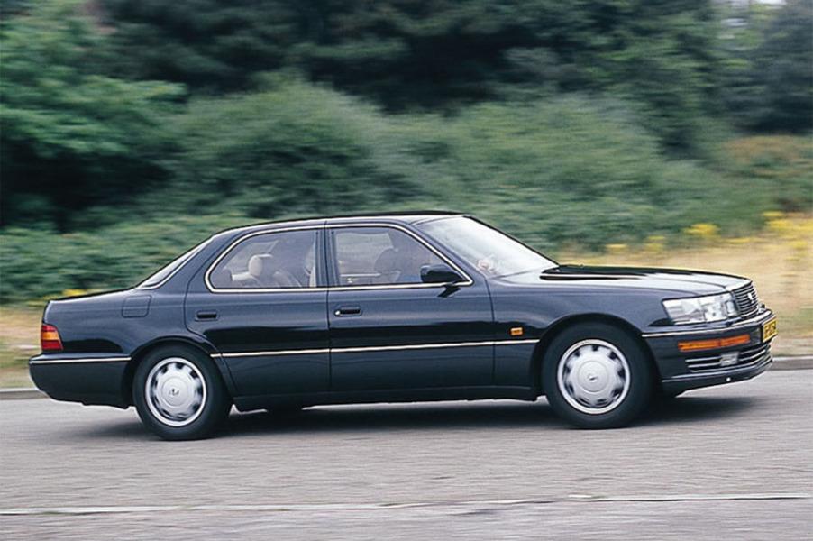 Toyota Lexus (1993-94) (3)