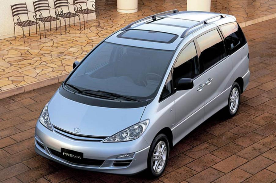 Toyota Previa (2001-06)